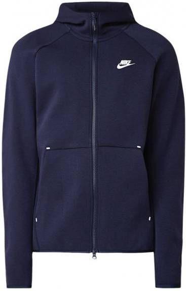 Nike Tech Fleece Windrunner Hoodie Heren alleen bij JD Grijs Heren