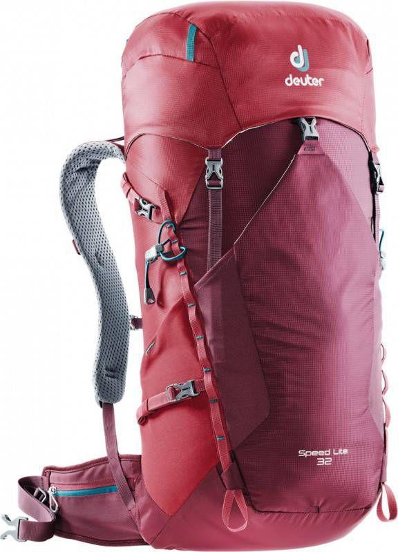 206a41ccafd Deuter Speedlite 20 Backpack Cranberry/ Maron - Tassenshoponline.nl
