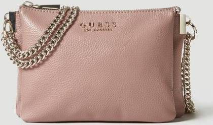 Guess Crossbodytassen Brooklyn Convertible Crossbody Top Zip