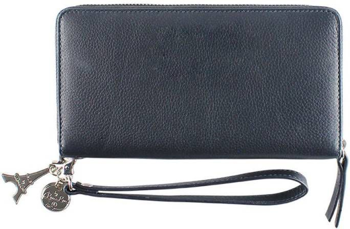 f48050f07b1 LouLou Essentiels Loved One SLBX portemonnee dark blue online kopen