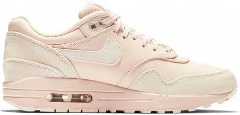 Nike Air Max 1 LUX 917691 801 Beige Roze 37.5 maat 37.5