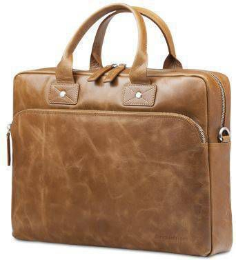 fb8340d17a1 Laptophoes dbramante1928 Silkeborg Leather Sleeve Black 13 inch ...