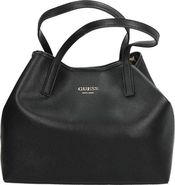 Guess Vikky schoudertassen zwart