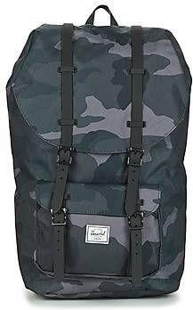 Herschel Supply Co. Little America Rugzak arrowwood crosshatch backpack