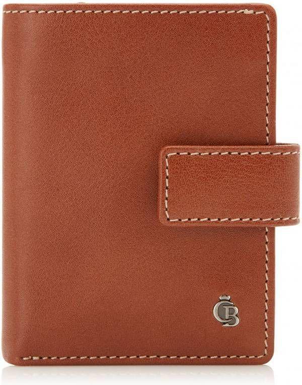 Castelijn & Beerens portemonnee licht bruin