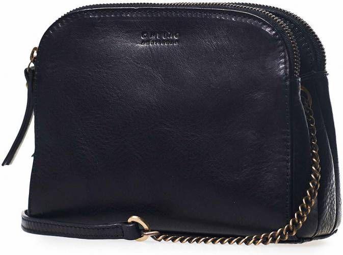 Zwarte O My Bag Leren tassen kopen? Vergelijk op