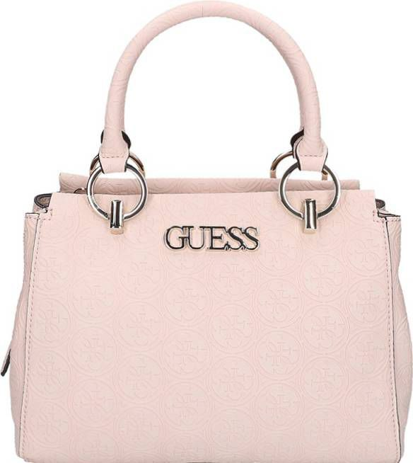 Handtas Guess HERITAGE POP GIRLFRIEND SATCHEL