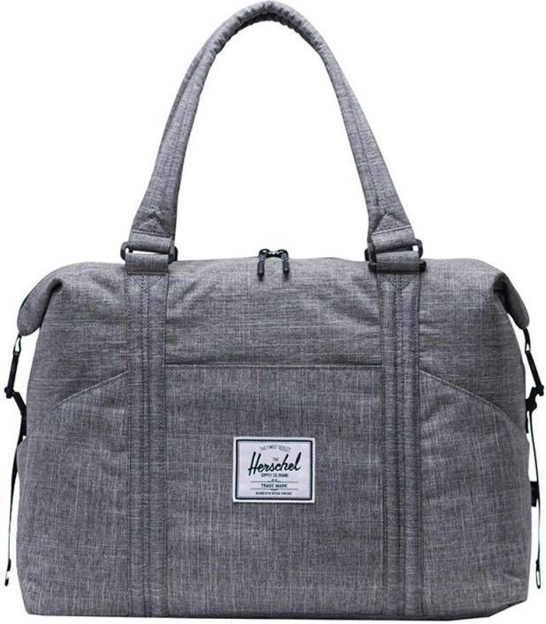16e4e8630dd874 Herschel Supply Co. Strand Sprout Luiertas raven crosshatch Luiertas ...
