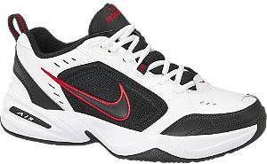 Nike Air Monarch IV Lifestyle en sportschoen Wit