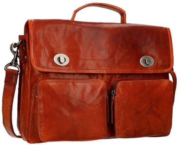 63b669ad130 Dames Manfield Leren tassen kopen? Vergelijk op Tassenshoponline.nl